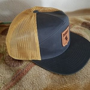 Flat bill snapback Lane Frost Brand hat